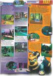 Scan of the review of Jet Force Gemini published in the magazine Le Magazine Officiel Nintendo 20