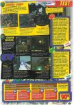 Scan of the review of Armorines: Project S.W.A.R.M. published in the magazine Le Magazine Officiel Nintendo 21