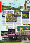 Scan of the preview of Buggie Boogie published in the magazine Man!ac 28, page 1