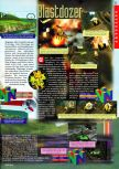 Scan of the preview of Buggie Boogie published in the magazine Man!ac 28, page 2