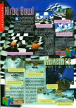 Scan of the preview of Kirby's Air Ride published in the magazine Man!ac 28, page 1