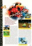 Scan of the article E3 1996: Nintendo 64 published in the magazine Man!ac 33, page 1