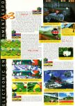 Scan of the article E3 1996: Nintendo 64 published in the magazine Man!ac 33, page 3