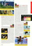 Scan of the article E3 1996: Nintendo 64 published in the magazine Man!ac 33, page 4