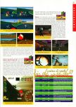 Scan of the article E3 1996: Nintendo 64 published in the magazine Man!ac 33, page 6