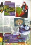 Scan of the review of Banjo-Kazooie published in the magazine Consoles + 079