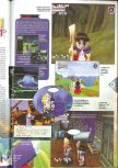 Scan of the review of Holy Magic Century published in the magazine Consoles + 079, page 2