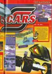 Scan of the review of S.C.A.R.S. published in the magazine Consoles + 080