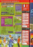 Scan of the review of International Superstar Soccer 64 published in the magazine Consoles + 080, page 3