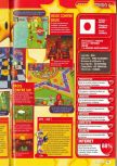 Scan of the review of Mario Party published in the magazine Consoles + 085, page 2