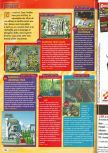 Scan of the review of Rampage 2: Universal Tour published in the magazine Consoles + 090