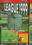 Scan of the review of International Superstar Soccer 2000 published in the magazine Consoles + 092, page 1