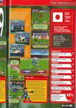 Scan of the review of International Superstar Soccer 2000 published in the magazine Consoles + 092
