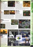 Scan of the preview of Star Wars: Shadows Of The Empire published in the magazine Computer and Video Games 174