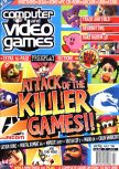 Scan de la couverture du magazine Computer and Video Games  176