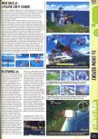 Scan of the preview of Pilotwings 64 published in the magazine Computer and Video Games 176