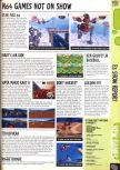 Scan of the preview of Ken Griffey Jr.'s Slugfest published in the magazine Computer and Video Games 176, page 1