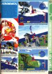 Scan of the preview of Pilotwings 64 published in the magazine Computer and Video Games 177
