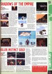 Scan of the preview of Killer Instinct Gold published in the magazine Computer and Video Games 180