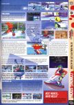 Scan of the preview of Wave Race 64 published in the magazine Computer and Video Games 181