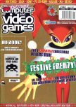 Scan de la couverture du magazine Computer and Video Games  182