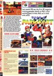 Scan of the preview of Mario Kart 64 published in the magazine Computer and Video Games 182