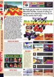 Scan of the preview of Mario Kart 64 published in the magazine Computer and Video Games 184