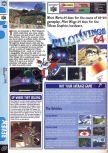 Scan of the review of Pilotwings 64 published in the magazine Computer and Video Games 184