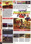 Scan of the preview of Mario Kart 64 published in the magazine Computer and Video Games 185