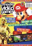 Scan de la couverture du magazine Computer and Video Games  185