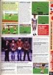 Scan of the preview of International Superstar Soccer 64 published in the magazine Computer and Video Games 185