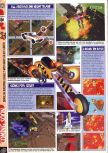 Scan of the preview of Blast Corps published in the magazine Computer and Video Games 185