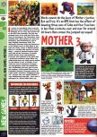 Scan of the preview of Earthbound 64 published in the magazine Computer and Video Games 186, page 1