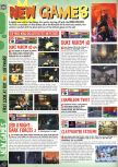 Scan of the preview of Chameleon Twist published in the magazine Computer and Video Games 186