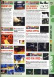 Scan of the preview of Bomberman 64 published in the magazine Computer and Video Games 186