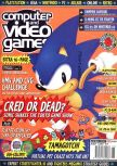 Scan de la couverture du magazine Computer and Video Games  187