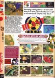 Scan of the preview of Blast Corps published in the magazine Computer and Video Games 187