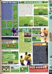 Scan of the review of International Superstar Soccer 64 published in the magazine Computer and Video Games 187, page 2
