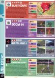 Scan of the review of Doom 64 published in the magazine Computer and Video Games 187, page 1