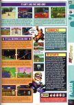 Scan of the review of Mario Kart 64 published in the magazine Computer and Video Games 188