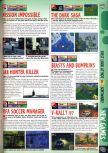 Scan of the preview of Mission: Impossible published in the magazine Computer and Video Games 188