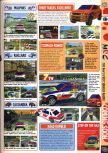 Scan of the preview of Multi Racing Championship published in the magazine Computer and Video Games 189