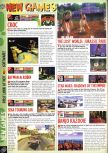 Scan of the preview of Banjo-Kazooie published in the magazine Computer and Video Games 189