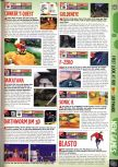 Scan of the preview of F-Zero X published in the magazine Computer and Video Games 189, page 1