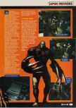 Scan of the preview of Resident Evil 0 published in the magazine Consoles + 098