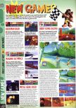 Scan of the preview of Diddy Kong Racing published in the magazine Computer and Video Games 192