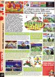 Scan of the preview of Mischief Makers published in the magazine Computer and Video Games 193
