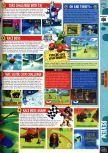 Scan of the review of Diddy Kong Racing published in the magazine Computer and Video Games 193, page 2