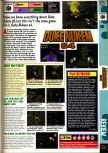 Scan of the review of Duke Nukem 64 published in the magazine Computer and Video Games 194
