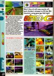 Scan of the review of Extreme-G published in the magazine Computer and Video Games 194